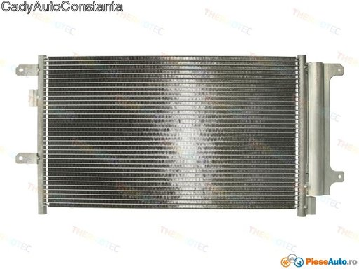 RADIATOR A/C pentru Iveco Daily IV,DAILY III -- CU USCATOR -- : 504084147