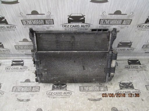Radiator ac land rover freelander