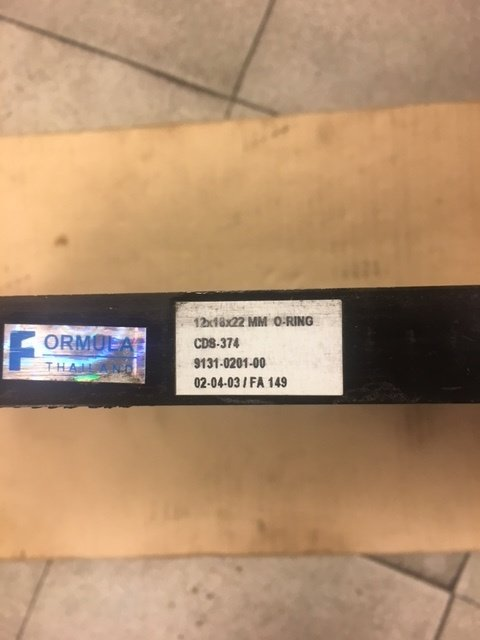 RADIATOR AC UNIVERSAL , COD CBS-374 , COD 9131-0201-00