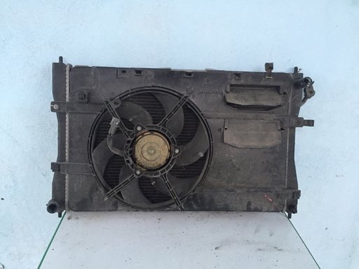 Radiator apa + clima + ventilator smart forfour mitsubishi colt