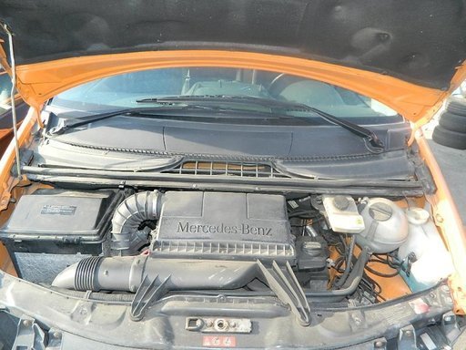 Radiator apa Mercedes Vito W639 2.2 CDI model 2004