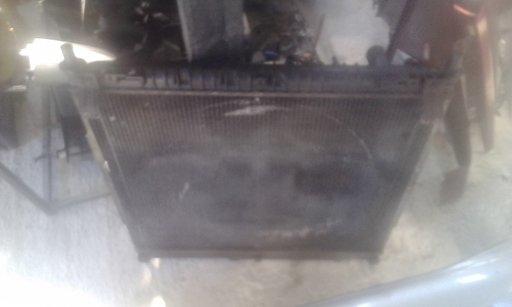 Radiator apa ssangyong rexton motor 2.7 diesel