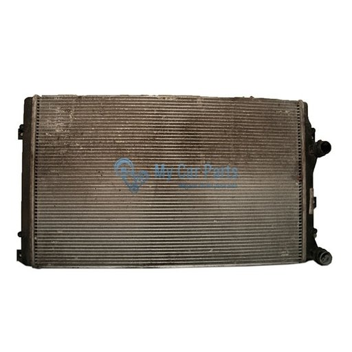 Radiator AUDI A3 (8P1) 09.07 - 1K0121253H