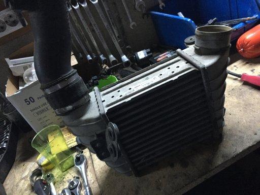 Radiator intercooler AUDI S3 2002 2003 2004 2005 2006