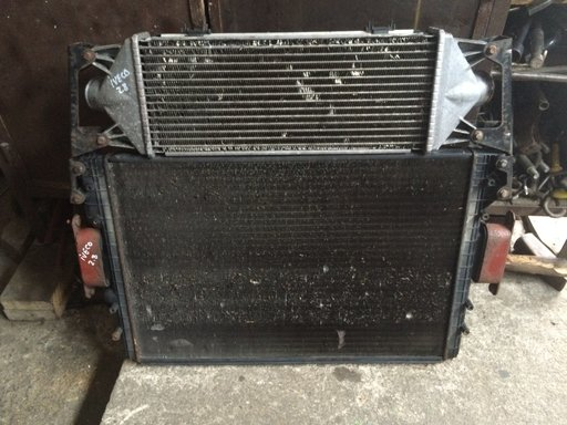Radiator Intercooler Iveco 2.8 din 2001