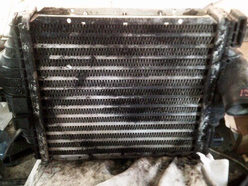 Radiator intercooler Mercedes Vito 2.2dci W638 an