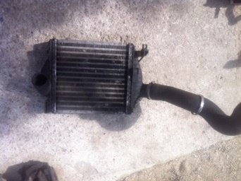 Radiator Intercooler Vito 2.3 TD