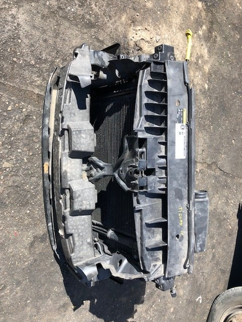 Radiator Intercooler VW Tiguan 2.0TDI an 2015