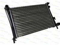 Radiator, racire motor FORD FUSION (JU) (2002 - 2012) THERMOTEC D73009TT piesa NOUA