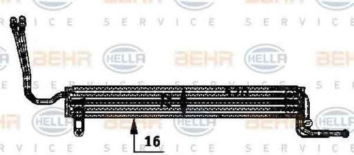 Radiator racire ulei sistem directie BMW 6 E63 HELLA 8MO 376 726-361