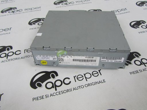 Radio Box Audi MMI 3G cod 4F0 035 061