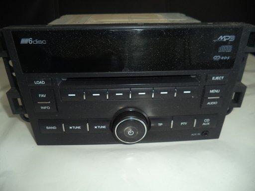 Radio CD Captiva 2010