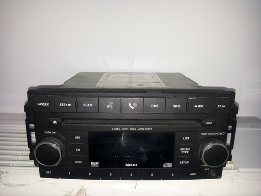 Radio Cd Chrysler