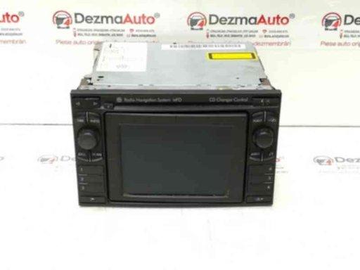 Radio cd cu navigatie, 3B0035191D, Ford Galaxy 1