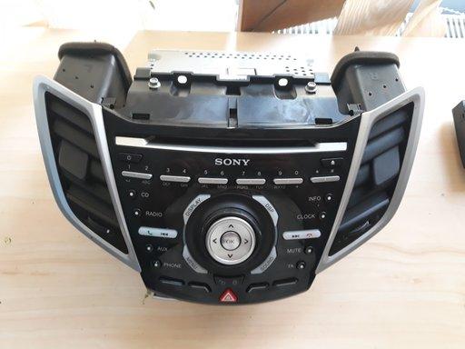 Radio CD Ford Fiesta cod: AA6T18C815XB