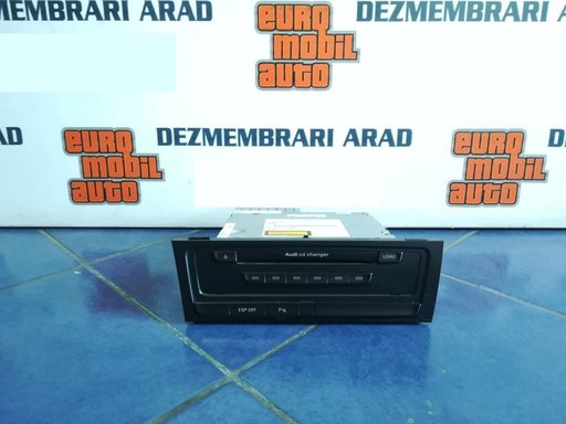 Radio CD / Magazie CD Panasonic - Audi A4 B8, 2008-2012