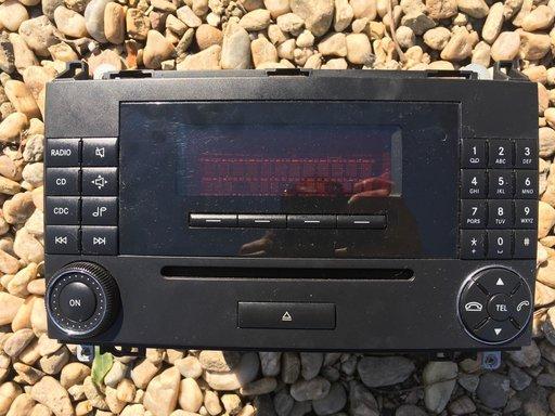 Radio cd mercedes a class w169 an 2005