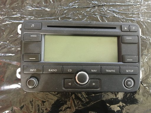 Radio CD navigatie VW Passat Golf 5 6 1K0035191E 1K0 035 191 E