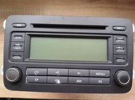 Radio cd player auto vw golf 5 1k0035186l