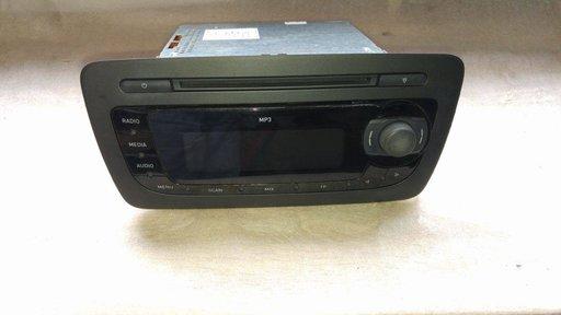 Radio cd seat ibiza 6j0035153