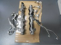 Rampa (flaut) commonrail si senzor pentru Renault-Opel-Nissan