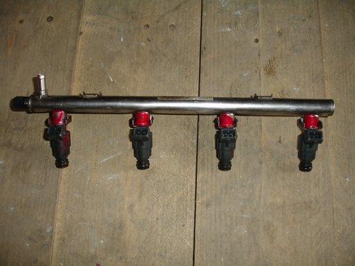 Rampa injectoare mercedes a class w168 an 1997-2002
