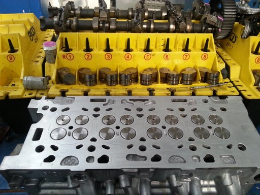 Rectificam Chiuloasa Opel Insignia 2.0cdti
