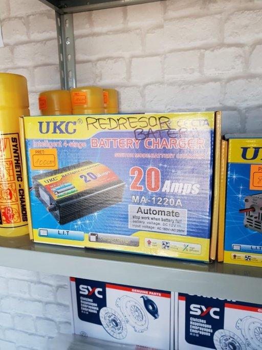 Redresor auto baterie 20 amperi