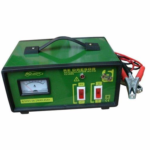 Redresor / incarcator baterie auto 5A / 12V