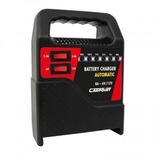 Redresor / incarcator baterie auto 6 - 12V 12A Cod: 638512