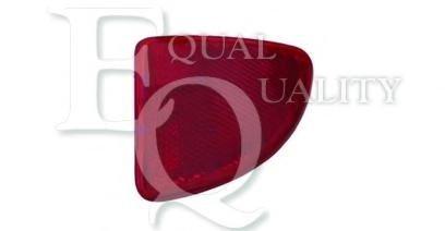 Reflector DACIA LOGAN MCV (KS_) - EQUAL QUALITY CT0062