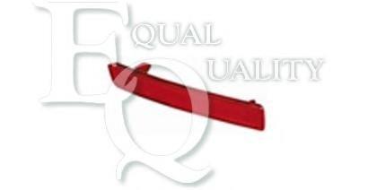 Reflector FIAT PUNTO (188) - EQUAL QUALITY CT0033