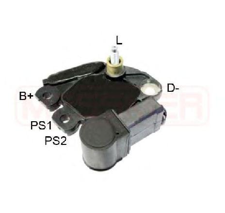 Regulator, alternator CITROEN XANTIA ( X2 ) 01/1998 - 04/2003 - piesa NOUA - producator ERA 215928 - 303417