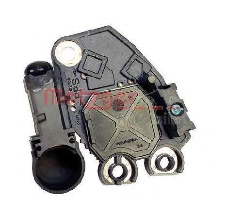 Regulator, alternator SKODA SUPERB 3T4 PRODUCATOR METZGER 2390096