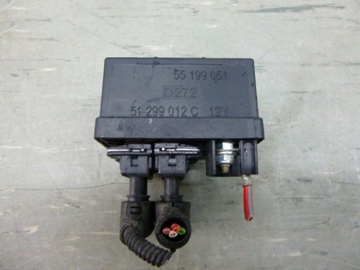 Releu Bujii Fiat Bravo 2 1.9 D Multijet (198) [2006/11-2009/12] 85 KW, 116 CP Cod 55199051 \ 51299012C
