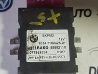 Releu pompa combustibil Bmw X5 E70 Cod OEM : 55892110
