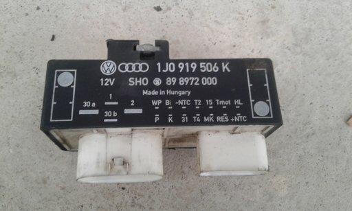 Releu ventilator ventilatoare VW Bora Golf 4 Octavia Leon 506 K