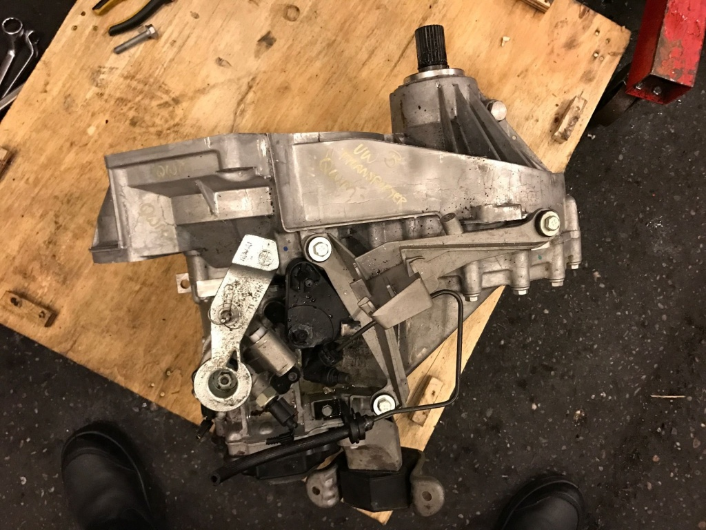 Reparatie VW Transporter T5 - Kit Rulmenti si pinioane