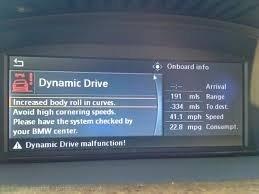 Reparatii dynamic drive BMW E65 E66 E70 F01 F16 F15 F01