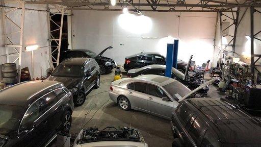 Reparatii electrica BMW