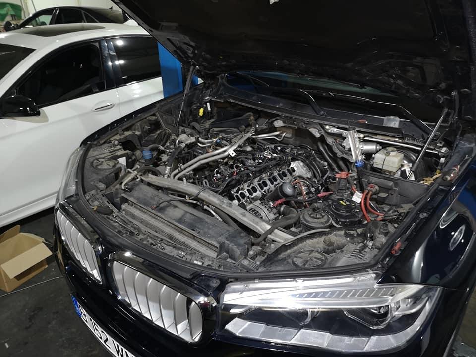 Reparatii galerie admisie BMW - Service Megatronix