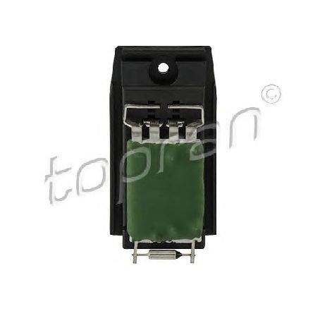 Rezistor, ventilator habitaclu FORD MONDEO I GBP PRODUCATOR TOPRAN 304 208