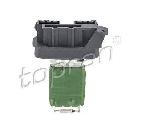 Rezistor, ventilator habitaclu MERCEDES-BENZ SPRINTER 2 t bus 901 902 PRODUCATOR TOPRAN 401 829