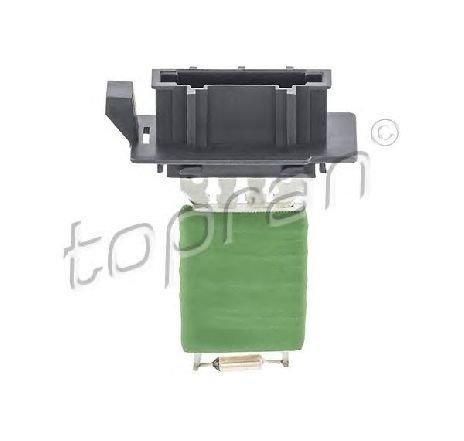 Rezistor, ventilator habitaclu MERCEDES-BENZ SPRINTER 2 t bus 901 902 PRODUCATOR TOPRAN 401 830