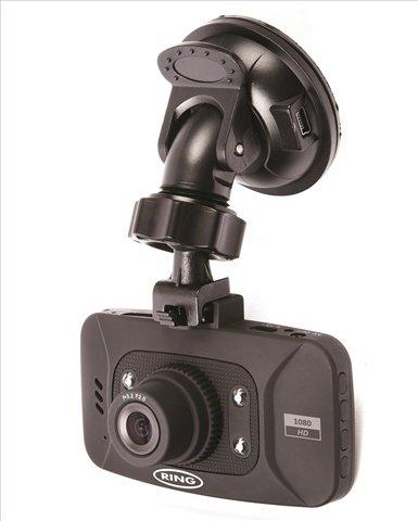 Ring camera video hd cu monitor lat 2,7inci