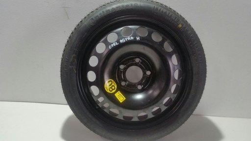 "Roata de rezerva slim Opel Astra H 16"""