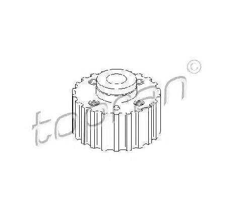 Roata dintata, arbore cotit VW CADDY II CAROSERIE ( 9K9A ) 11/1995 - 01/2004 - piesa NOUA - producator TOPRAN 100 295 - 304003