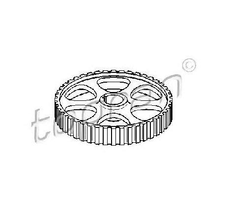 Roata dintata, ax cu came SEAT CORDOBA Vario ( 6K5 ) 08/1996 - 06/1999 - producator TOPRAN 100 834 - 301992 - Piesa Noua