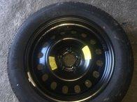 Roata rezerva Citroen C5 dupa 2009 R17