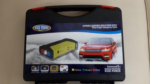 Robot auto (600 A) si functie de incarcare dispozitive mobile